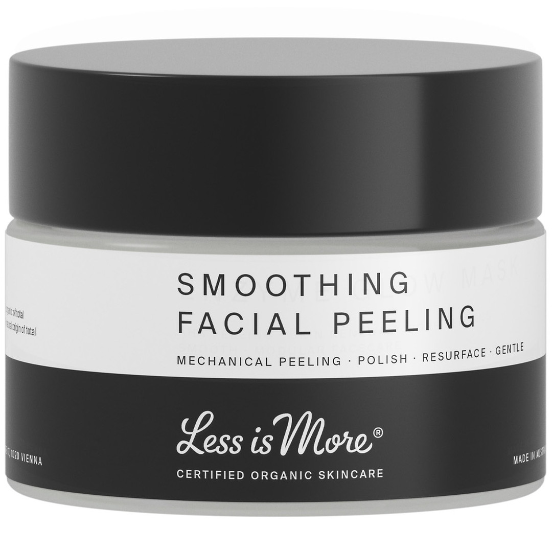 Less is More Smoothing Facial Peeling