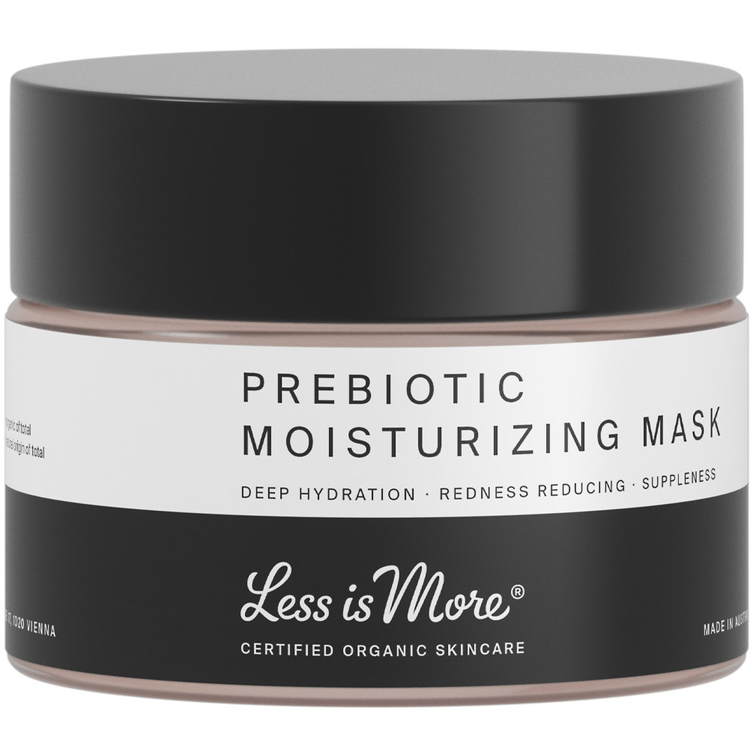 Less is More Prebiotic Moisturizing Mask