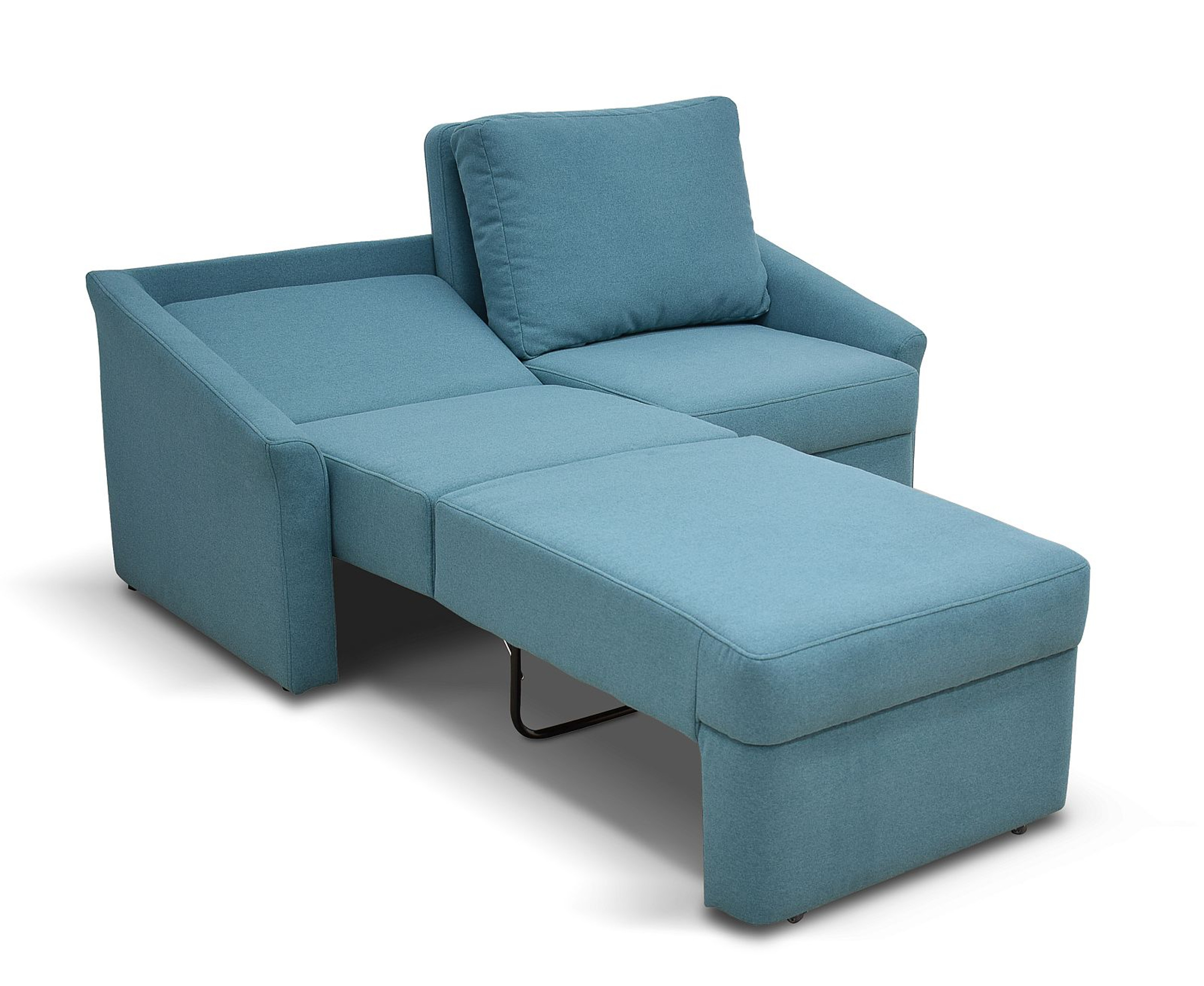 Relaxsofa Bettfunktion 2 Sitzer Schlafsofa Boxsping Polsterung 8 Farben Do Rely Ebay