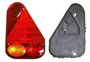 Aspöck Earpoint 3 III Leuchte rechts - Bajonettanschluß 24-4800-007