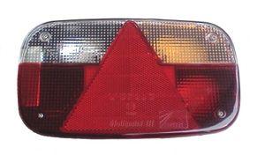 Aspöck Multipoint 3 Lampe rechts, 13polig, Bajonettanschluss 24-8210-007