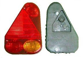 Aspöck Earpoint 3 III lampe à gauche - raccord à baïonnette - 24-4700-007