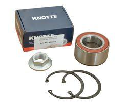 1 x Knott - wheel bearing - set - 47306V - bearing Ø72 / Ø39 x 37 mm