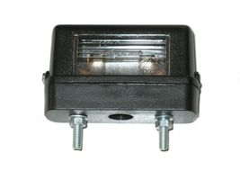 1 x Aspöck Regpoint small license plate light with bulb