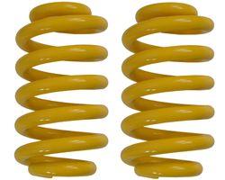 2 piece coil springs for Westfalia trailer 1200 kg Colour Yellow