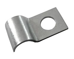 100 x cable clamp, cable fixation for cables up to Ø 15 mm