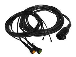 Aspöck câble de remorque 8 m - 13 broches connecteur - harnais + 6,0 m finition