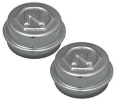 2 x Nieper Radkappe - Fettkappe - Staubkappe Ø 42 mm