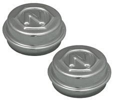 2 x Nieper Radkappe - Fettkappe - Staubkappe  Ø 64 mm