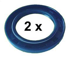 2 x Radialwellendichtring 42x62x7 mm - Wellendichtring