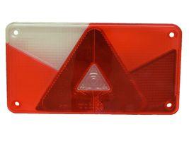 Aspöck Multipoint 5 Ersatz - Lichtscheibe - Ersatzglas  - Links