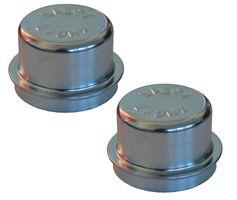 2 x Knott Radkappe - Fettkappe - Staubkappe Ø 72,6 mm - Knott Nr. 43299