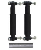 2 x Knott 990022 Amortisseur à essieu avec matériau à vis - amortisseur de remorque
