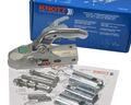 1 x Knott - Accouplement à billes - K30U - Universel - 3000 kg - Ø 35,40,45 et 50 mm - alésage 12,5 mm