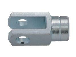 1 Stück - Gabelkopf 10x20 - M10 - Links