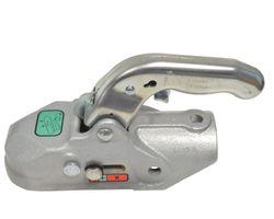 1 x Knott - Kugelkupplung - K35-A - 3500kg - Ø50mm - Bohrungen 14,5/12,5mm