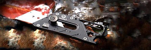 Valor V10 Titanium Multi- purpose Utility Tool