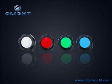 Olight Farb Filter für die M31 M3X M2X SR52 SR51 oder auch Wolf-Eyes