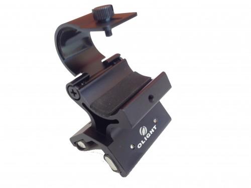 Magnethalter Magnet Halterung für Taschenlampe LED bis max Durchmesser 23-26mm