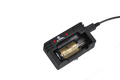 USB Ladegerät Xtar XP1  für Li-Ionen und Ni-Mh Akkus