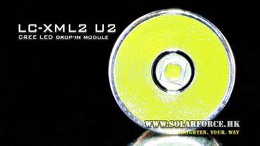Solarforce XM-L2 U2 LED Modul Dropin - 3 Stufen – Bild 5