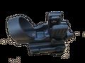 ESP LHU-04-34 Universelles drehbares Kunststoffholster