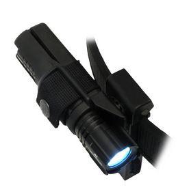 ESP LH-14 Universelles drehbares Kunststoffholster für schmale Lampen PD35 P12 P10 PD32 – Bild 1