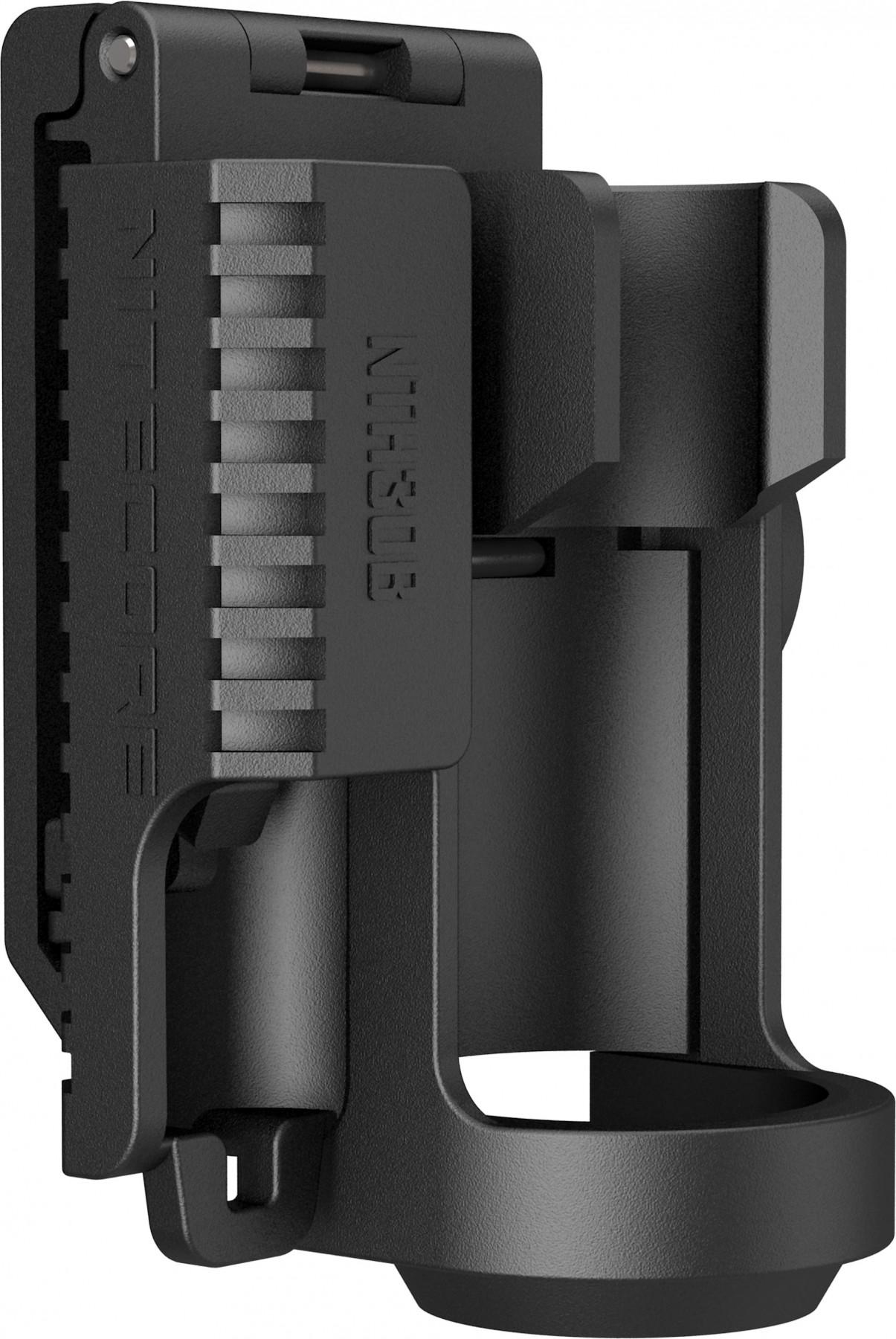 Nitecore NTH30B taktisches Kunststoffholster P20 P20UV