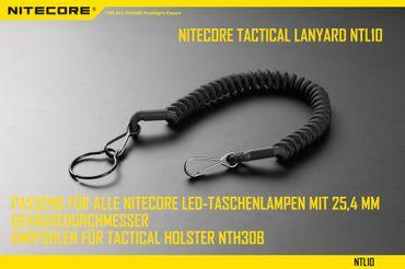 NiteCore Tactical lanyard NTL10 – Bild 1