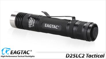 EagTac D25LC2 Tactical CREE XM-L2 LED – Bild 1