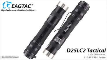 EagTac D25LC2 Tactical CREE XM-L2 LED – Bild 8