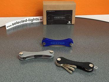 Keeper Schlüsselhalter für 1-6 Schlüssel -verschieden Farben- – Bild 6