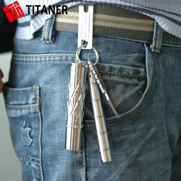 Titaner Titanium Pocket Clip TI Money Clip – Bild 2