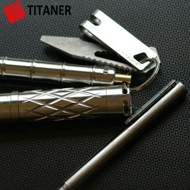 Titaner Titanium Pocket Clip TI Money Clip – Bild 3
