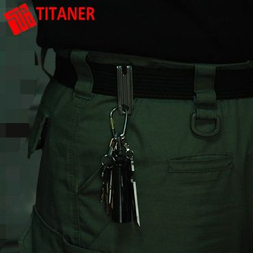 Titaner Titanium Pocket Clip TI Money Clip – Bild 6