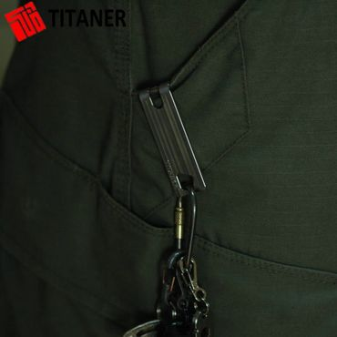 Titaner Titanium Pocket Clip TI Money Clip – Bild 9