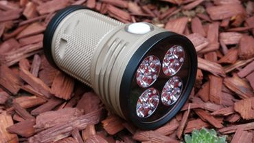 selected-lights Noctigon Meteor M43 12x XP-G2 sand – Bild 5