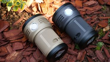 selected-lights Noctigon Meteor M43 12x XP-G2 sand – Bild 7