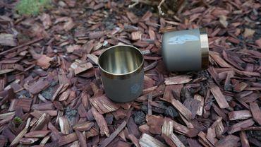 Titaner Tasse Titan whiskey  Mug 1 Stk.- Spezial anodisiert – Bild 6