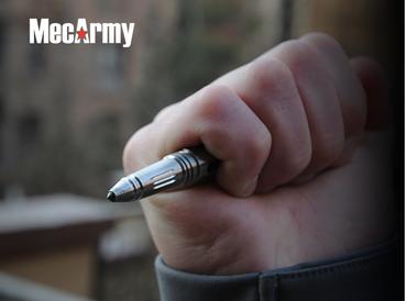 MecArmy Titan Tactical Pen TPX33T Tritium - Farbe angeben – Bild 5