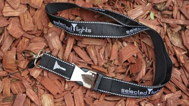 selected-lights Premium Quality Lanyard – Bild 5