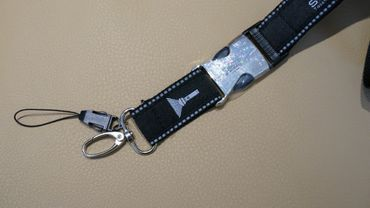 selected-lights Premium Quality Lanyard – Bild 4