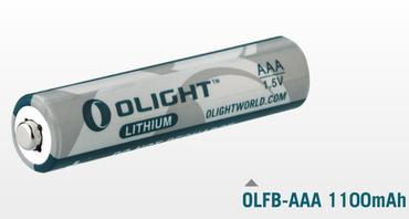 Olight Lithium AAA - 2 Stk. – Bild 1