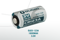 Olight Lithium Photo Batterie CR123A  3 Volt - 2 Stk.