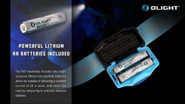 Olight H05 Kopflampe IR Active – Bild 3