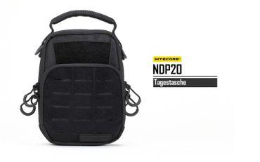 Nitecore NDP20 Daily Pouch praktische Mehrzwecktasche – Bild 1