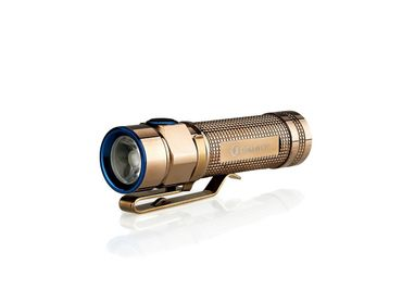 Olight S1A BATON ROSÈ GOLD XM-L2 LED 600 Lumen - EDC Light – Bild 1