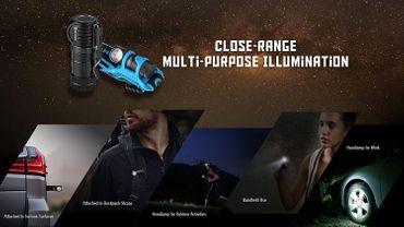 Olight H1 Nova - EDC und Head Light -neutral white – Bild 8