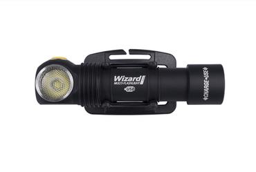 Armytek Wizard Pro USB mit XH-P50 NW LED 2150 Lumen mit Ladefunktion – Bild 3