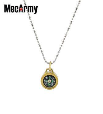 MecArmy CMP-B Kompass mit Kette aus Messing – Bild 8